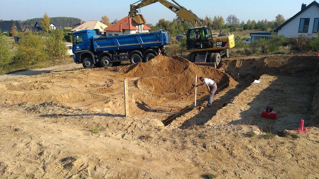 Budowa domu Gdynia Chwarzno 07