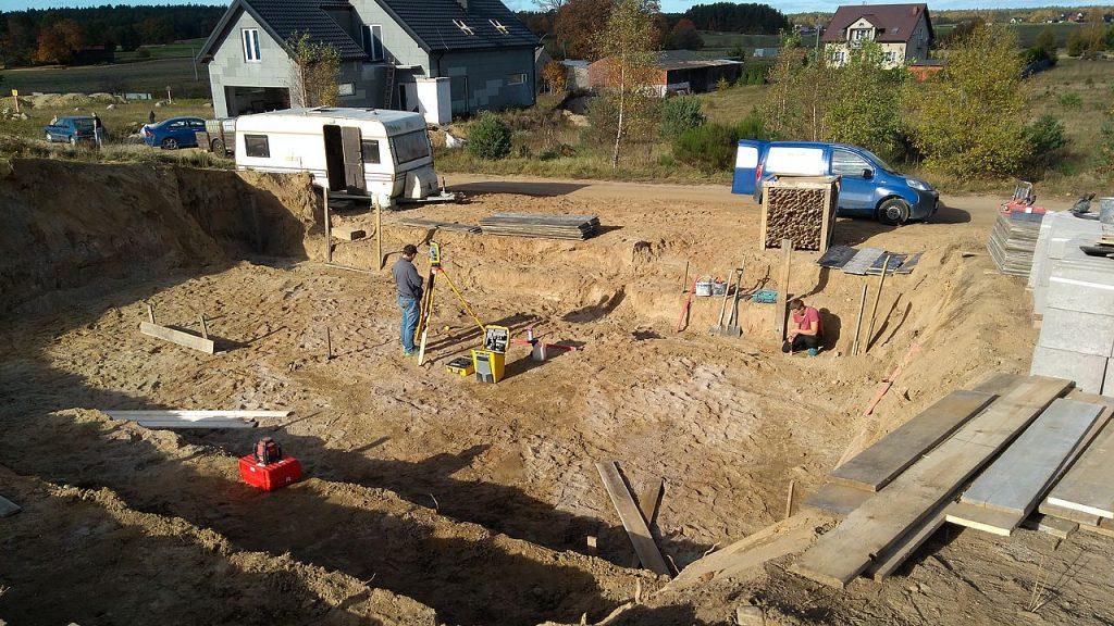 Budowa domu Gdynia Chwarzno 09