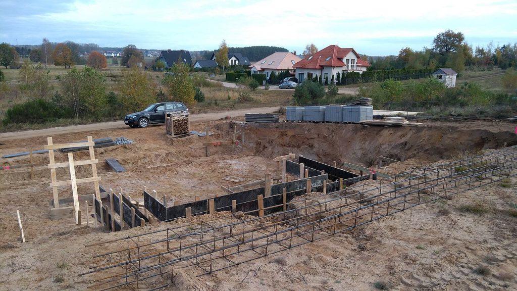 Budowa domu Gdynia Chwarzno 11