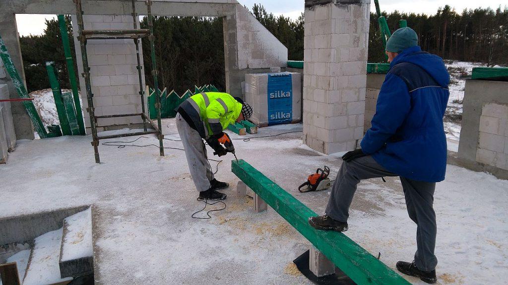 Budowa domu Gdynia Chwarzno 128