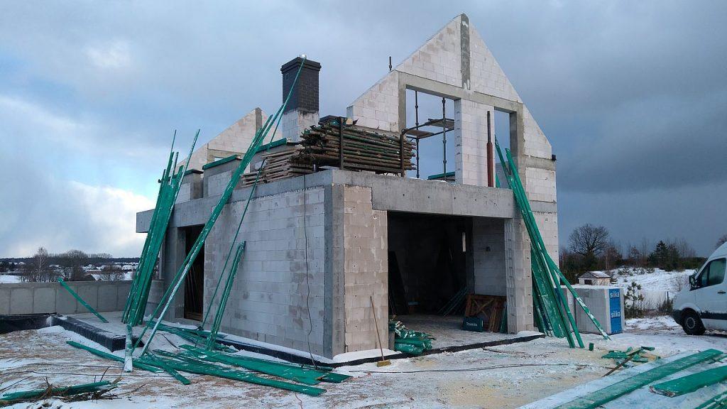 Budowa domu Gdynia Chwarzno 130