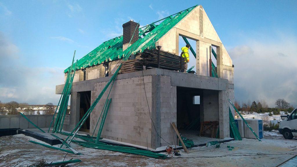Budowa domu Gdynia Chwarzno 133