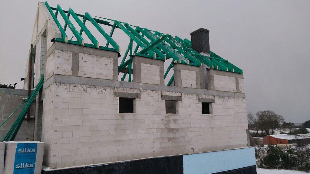 Budowa domu Gdynia Chwarzno 134