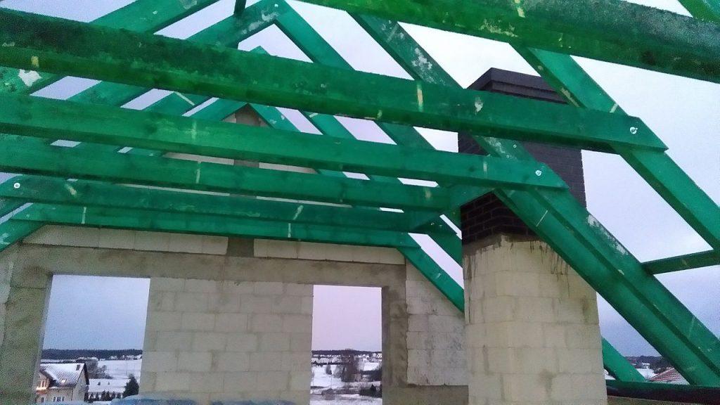 Budowa domu Gdynia Chwarzno 135