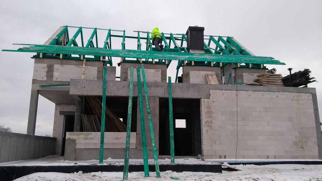 Budowa domu Gdynia Chwarzno 139