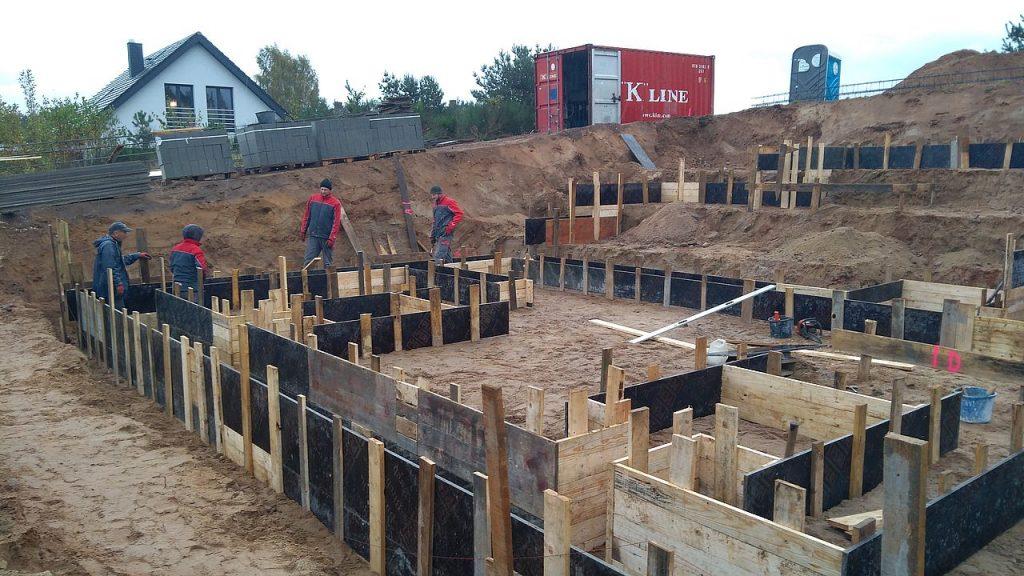 Budowa domu Gdynia Chwarzno 14