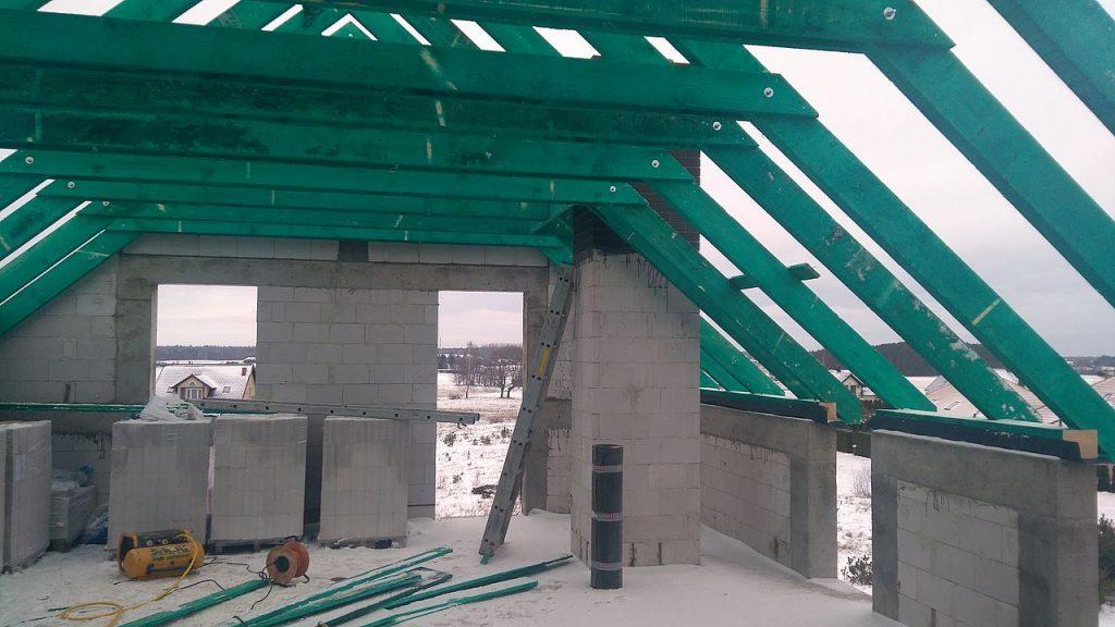 Budowa domu Gdynia Chwarzno 140