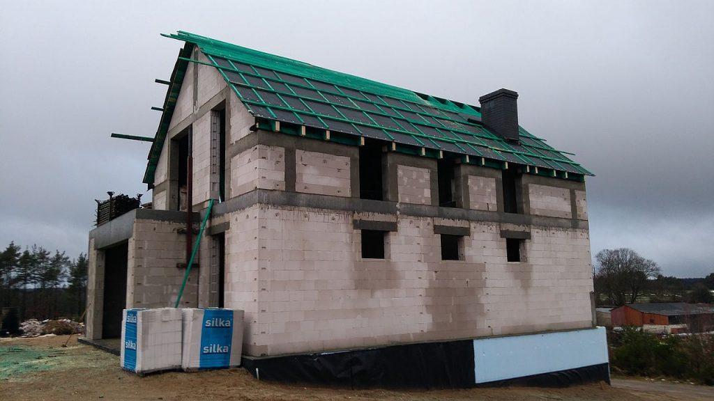 Budowa domu Gdynia Chwarzno 142
