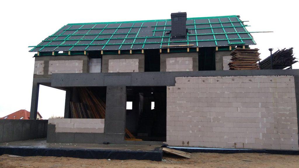 Budowa domu Gdynia Chwarzno 143