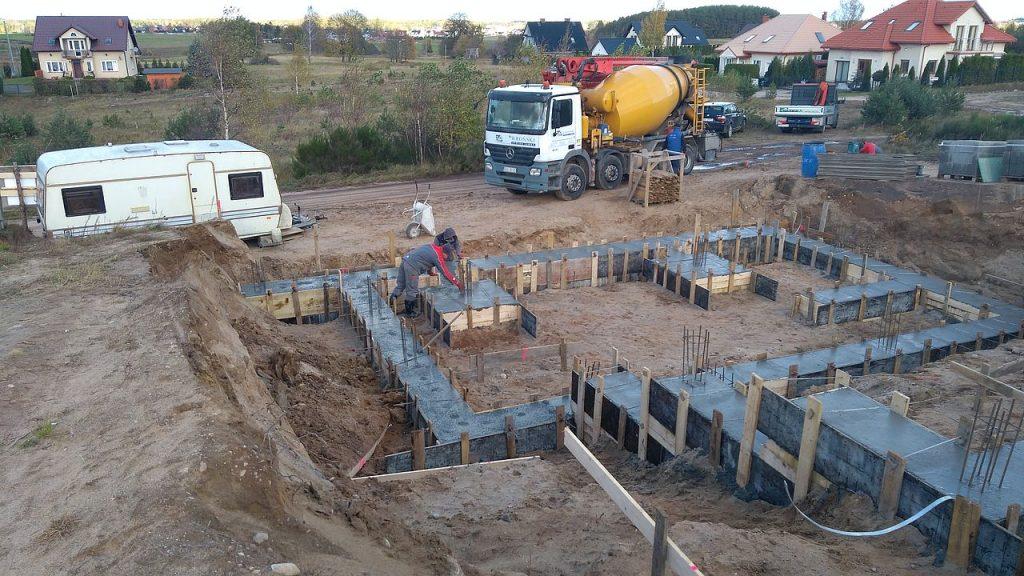Budowa domu Gdynia Chwarzno 26