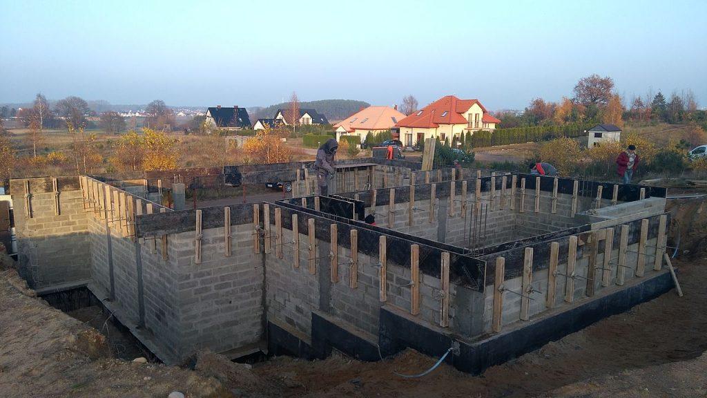 Budowa domu Gdynia Chwarzno 52