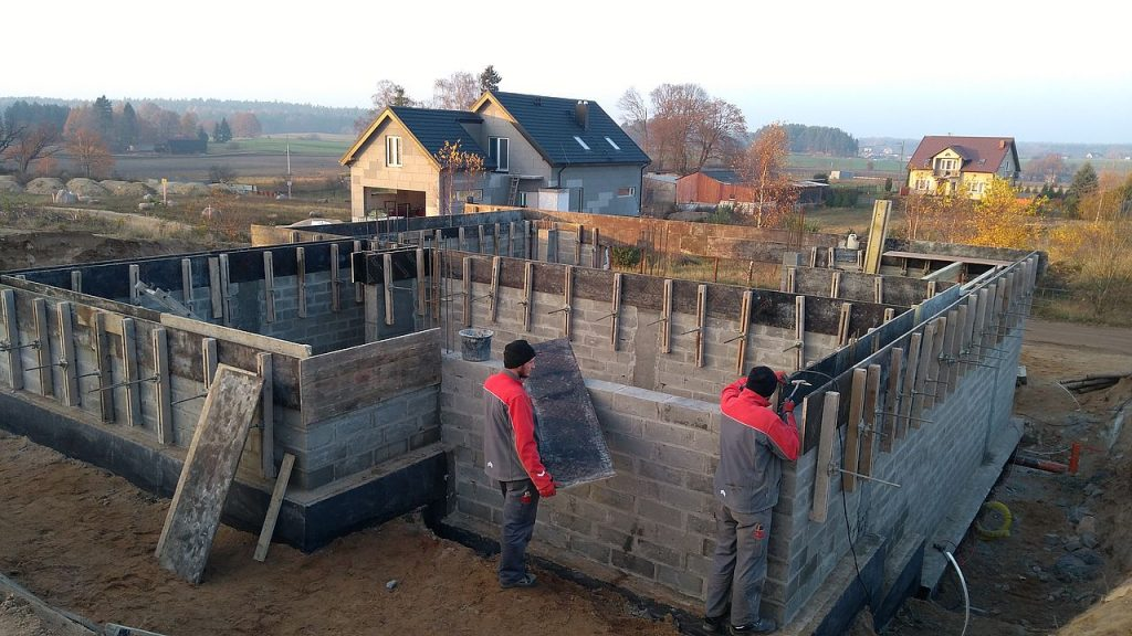 Budowa domu Gdynia Chwarzno 53