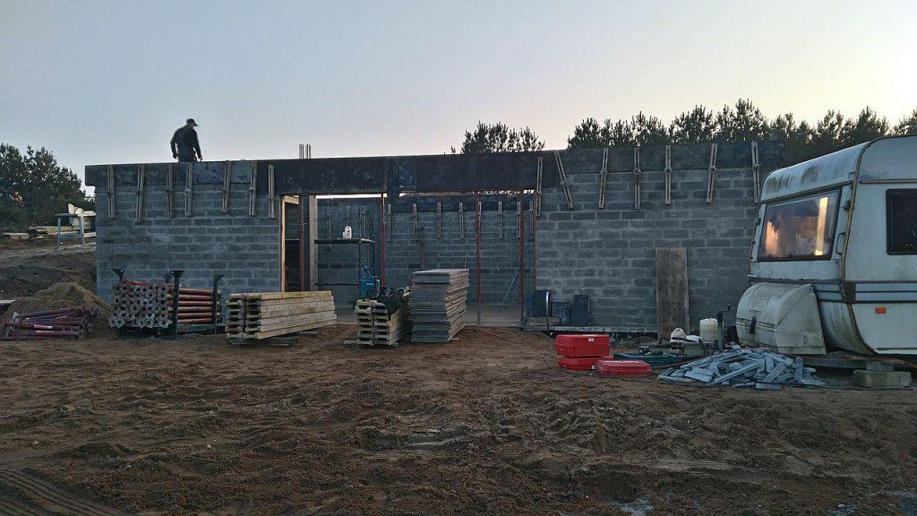 Budowa domu Gdynia Chwarzno 54