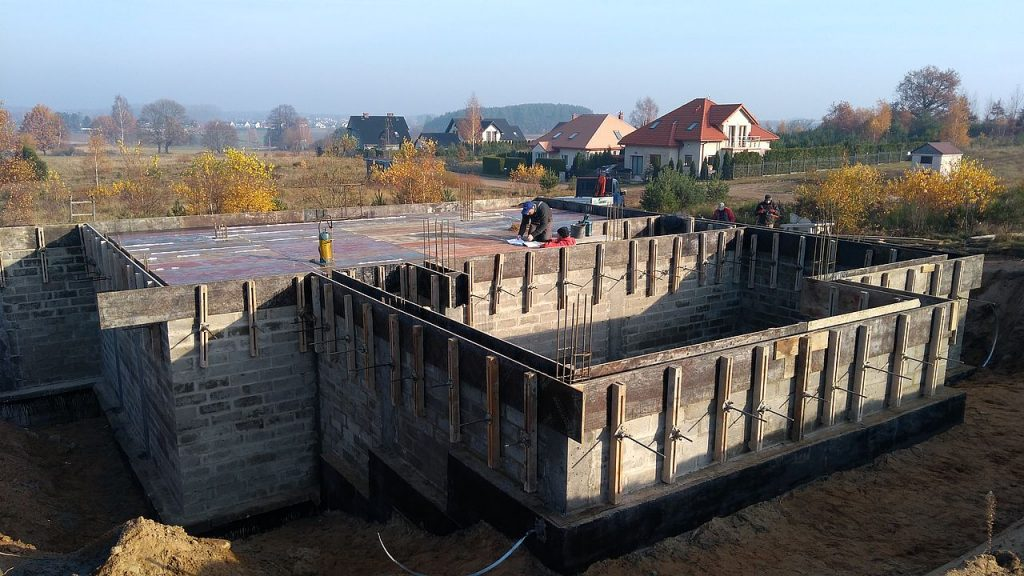 Budowa domu Gdynia Chwarzno 55