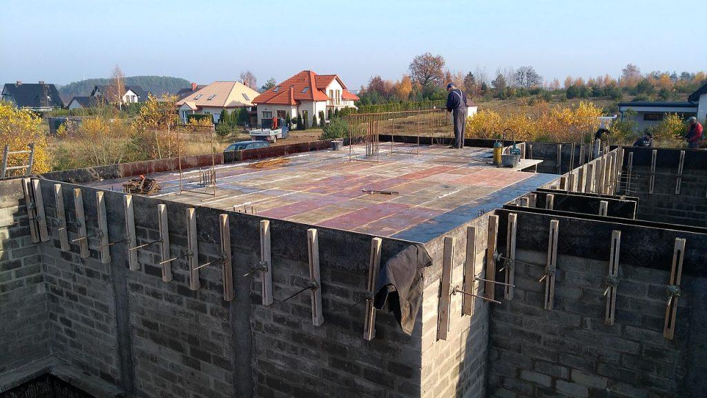 Budowa domu Gdynia Chwarzno 56