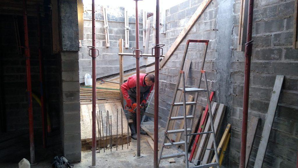 Budowa domu Gdynia Chwarzno 57