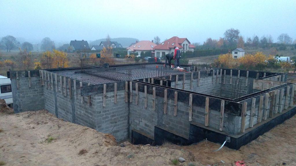 Budowa domu Gdynia Chwarzno 59