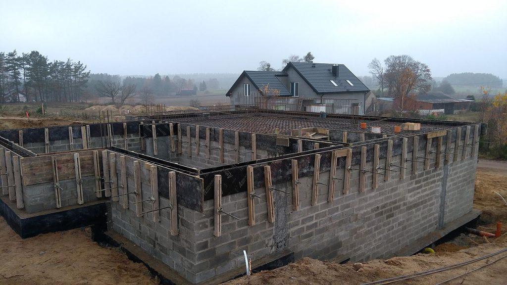 Budowa domu Gdynia Chwarzno 63