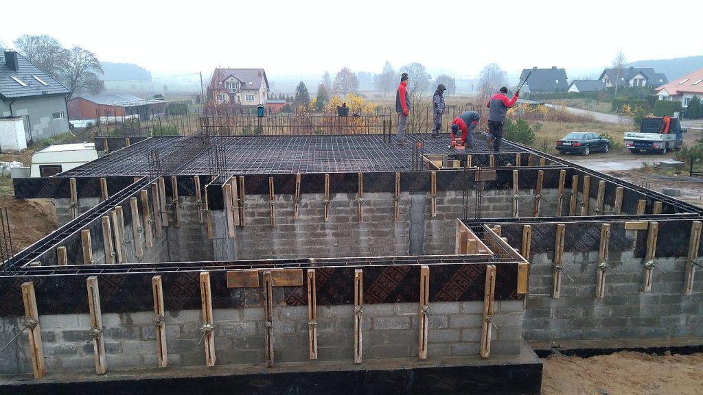 Budowa domu Gdynia Chwarzno 64