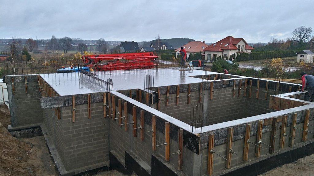 Budowa domu Gdynia Chwarzno 72