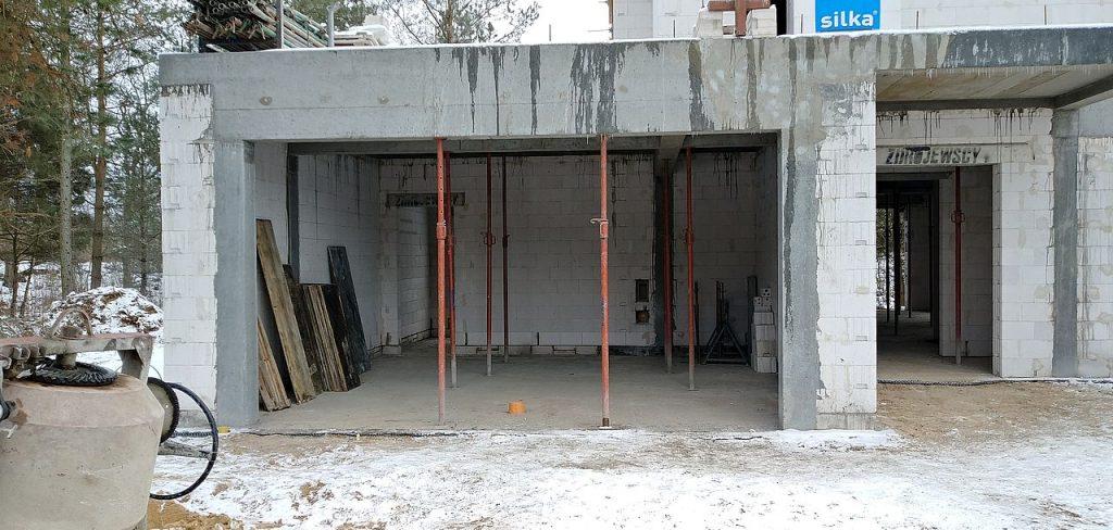 Firma budowlana Tuchom 22