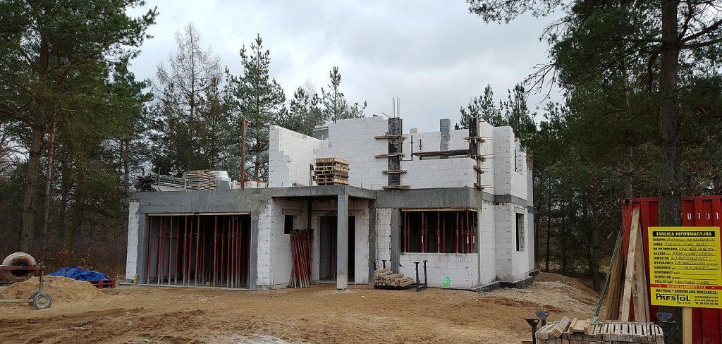 Firma budowlana Tuchom 30