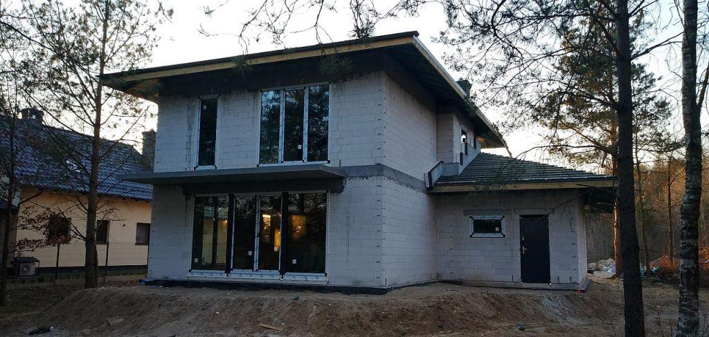 Firma budowlana Tuchom 40