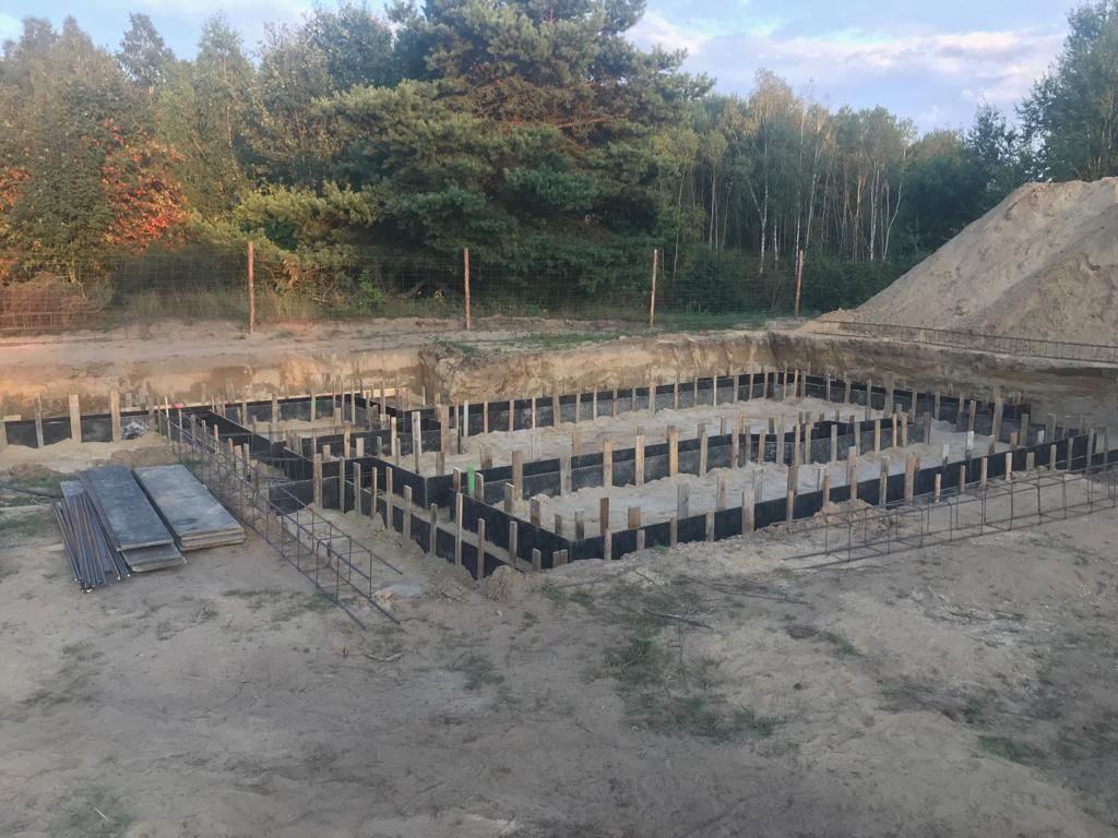 Budowa domu Kiełpinek 04