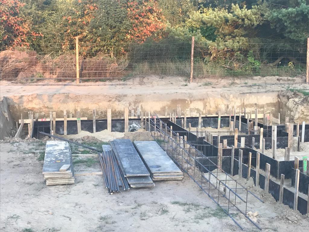 Budowa domu Kiełpinek 05
