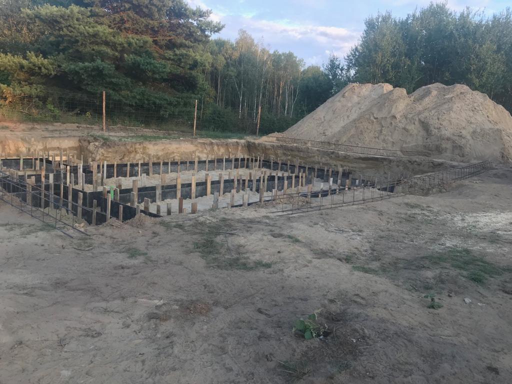 Budowa domu Kiełpinek 06