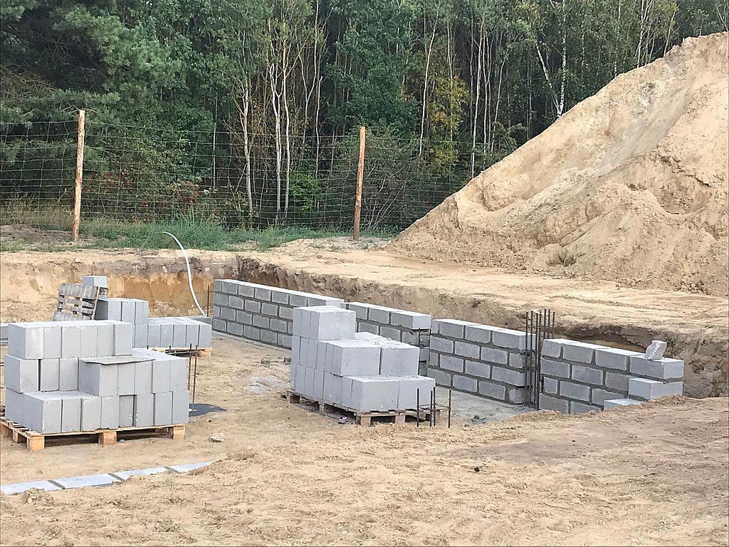Budowa domu Kiełpinek 10