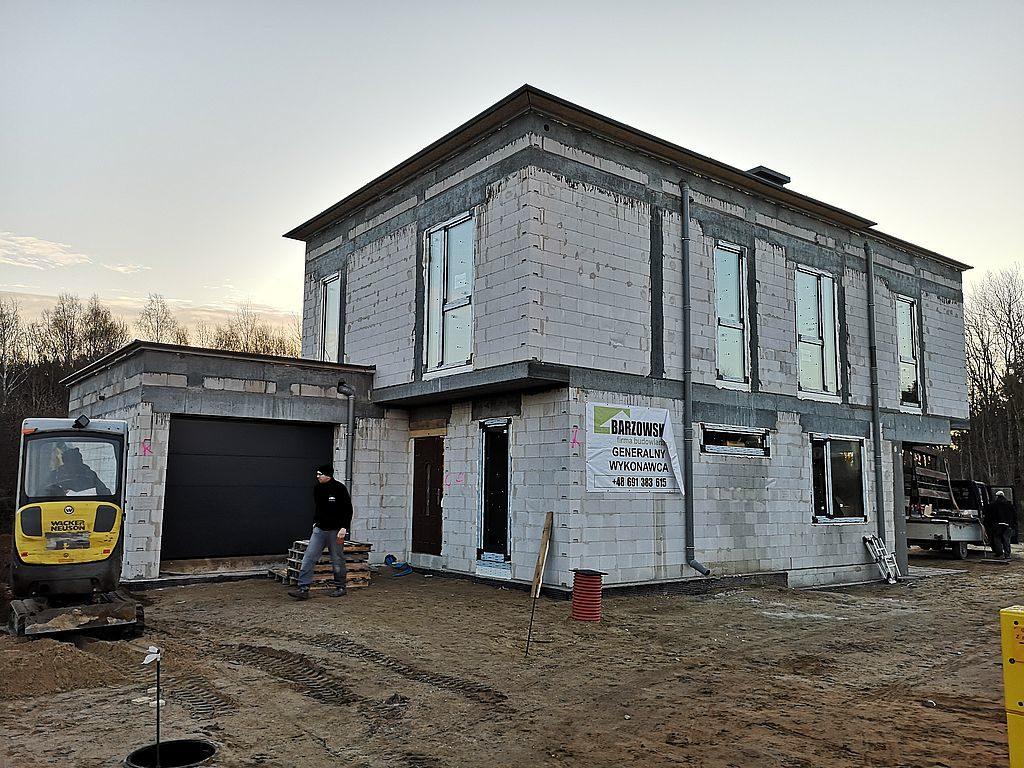 Budowa domu Kiełpinek 113