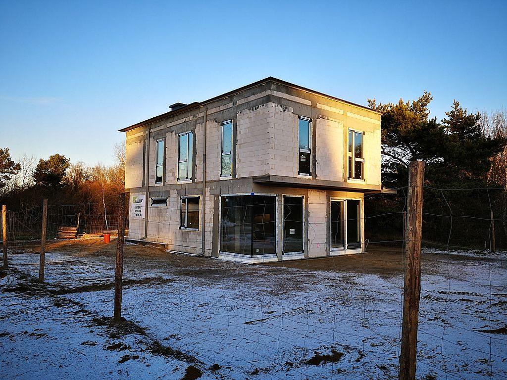 Budowa domu Kiełpinek 117