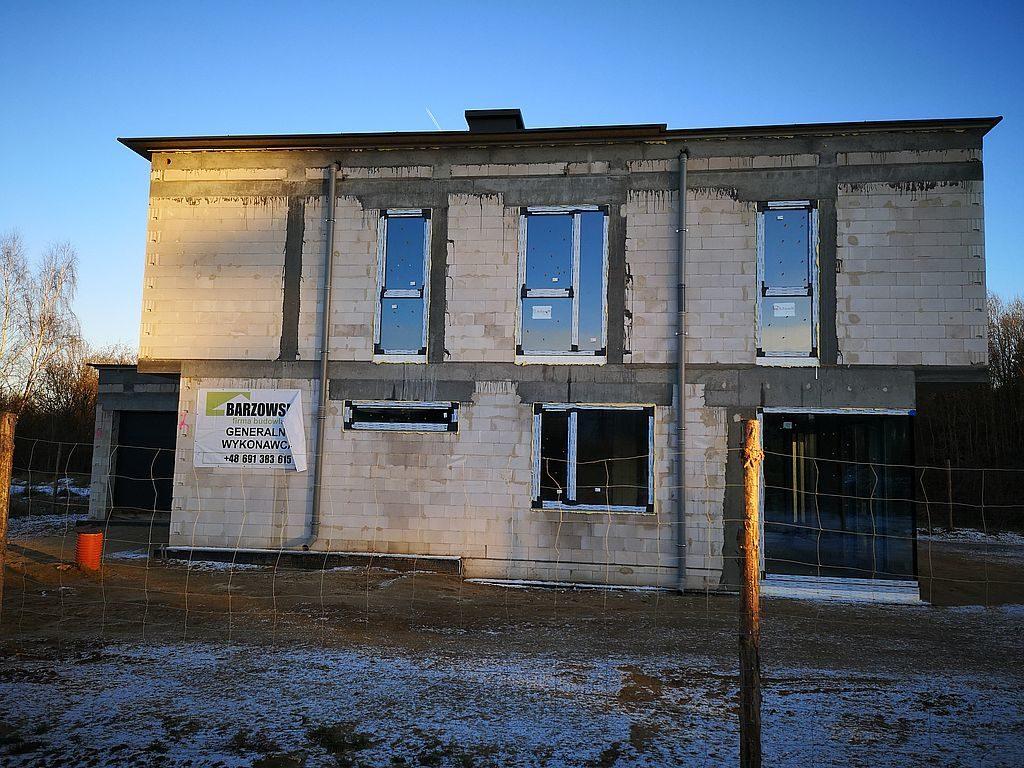 Budowa domu Kiełpinek 118