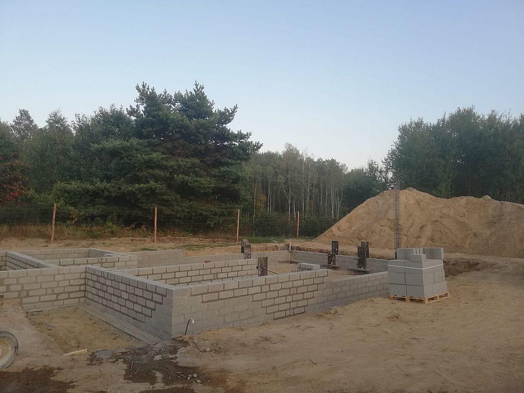 Budowa domu Kiełpinek 13