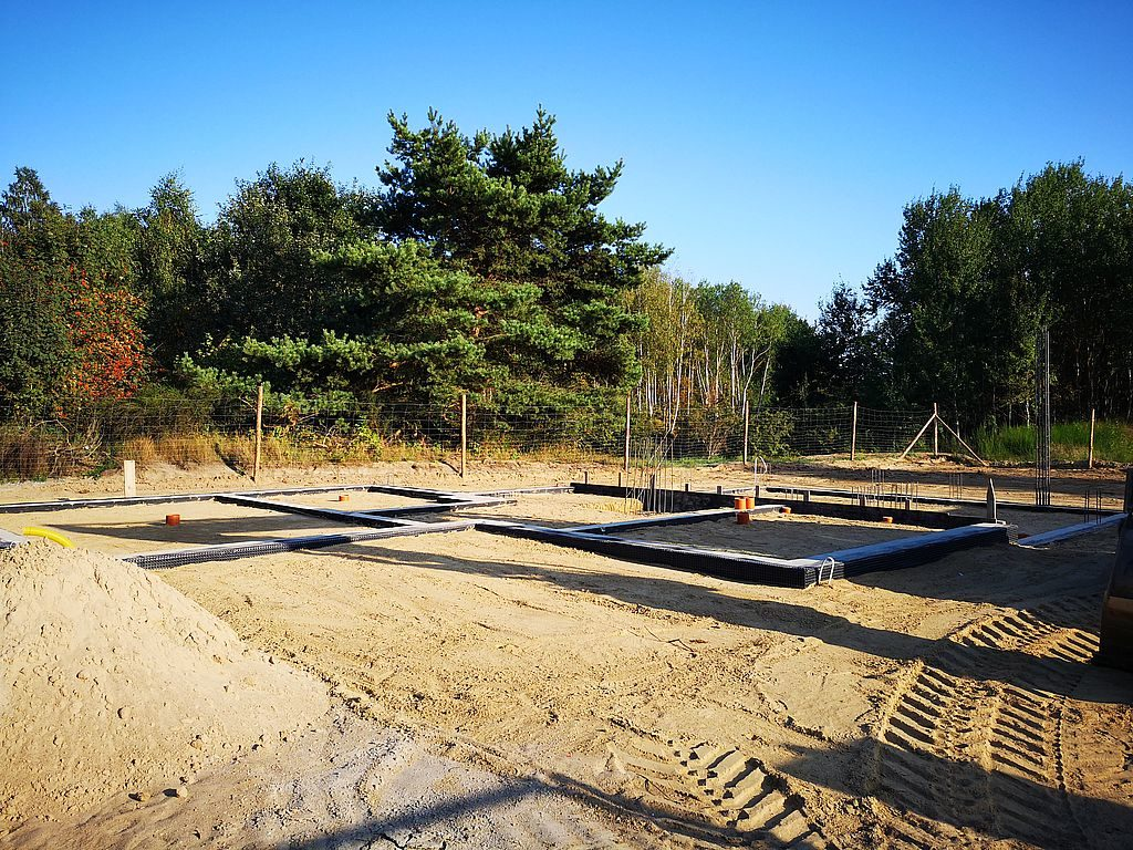 Budowa domu Kiełpinek 16a