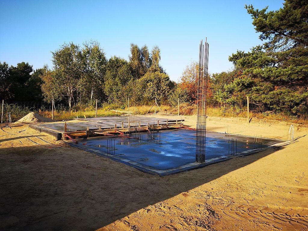 Budowa domu Kiełpinek 19