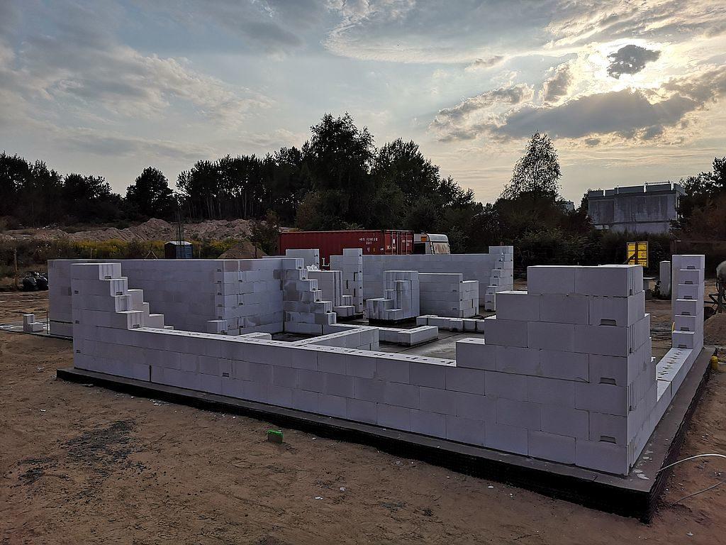 Budowa domu Kiełpinek 24
