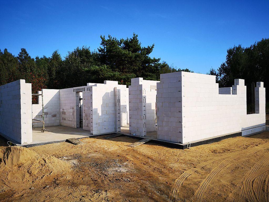 Budowa domu Kiełpinek 26