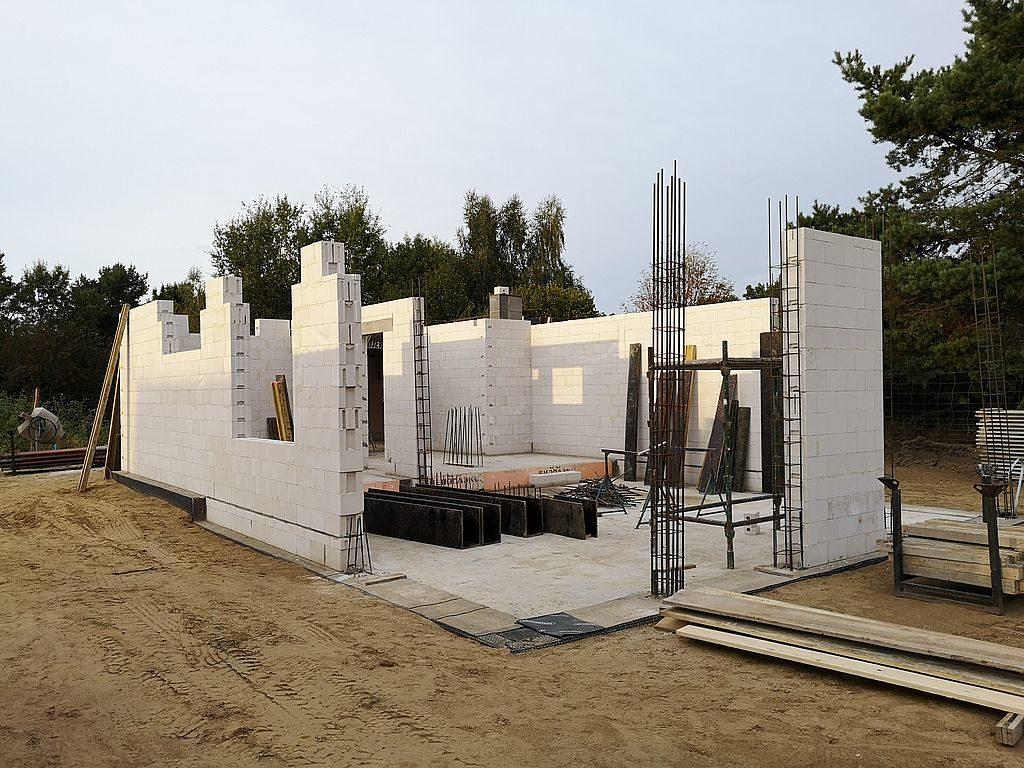 Budowa domu Kiełpinek 32