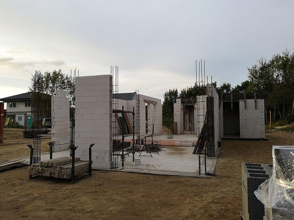 Budowa domu Kiełpinek 33