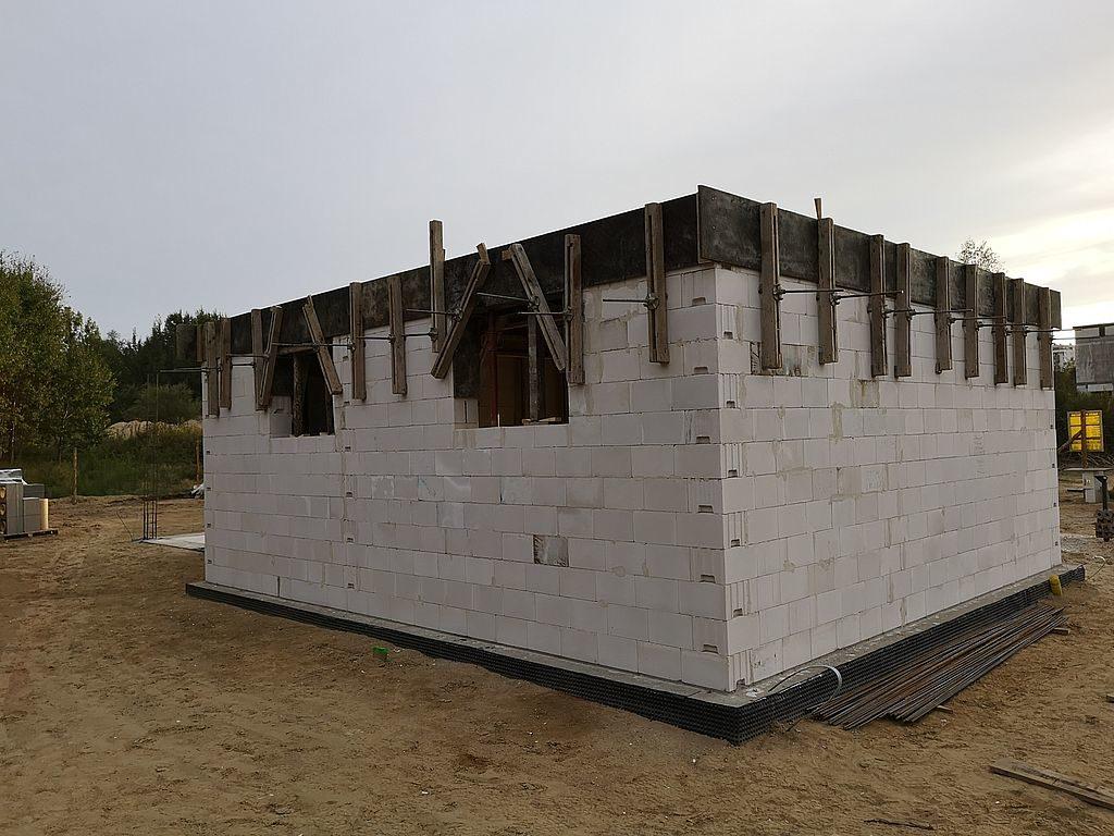 Budowa domu Kiełpinek 34