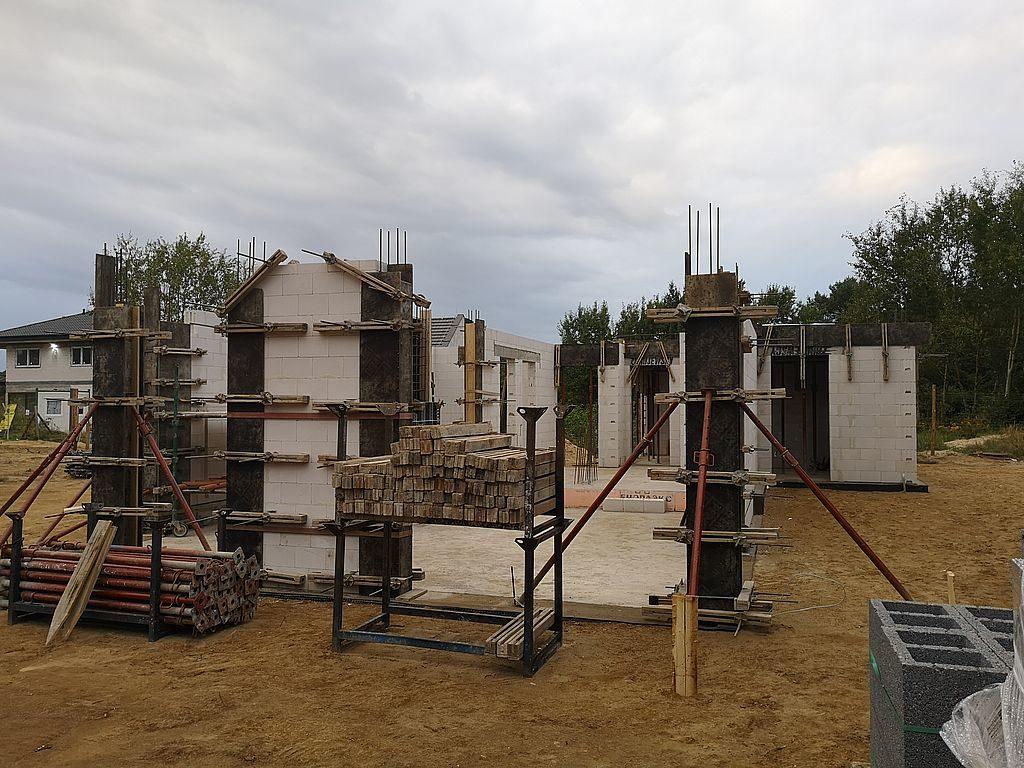 Budowa domu Kiełpinek 35