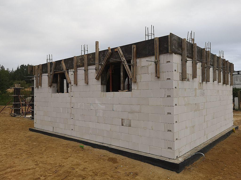 Budowa domu Kiełpinek 36