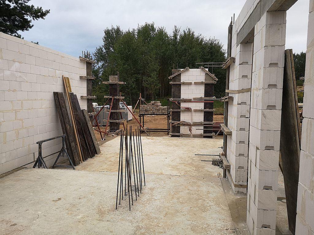 Budowa domu Kiełpinek 37