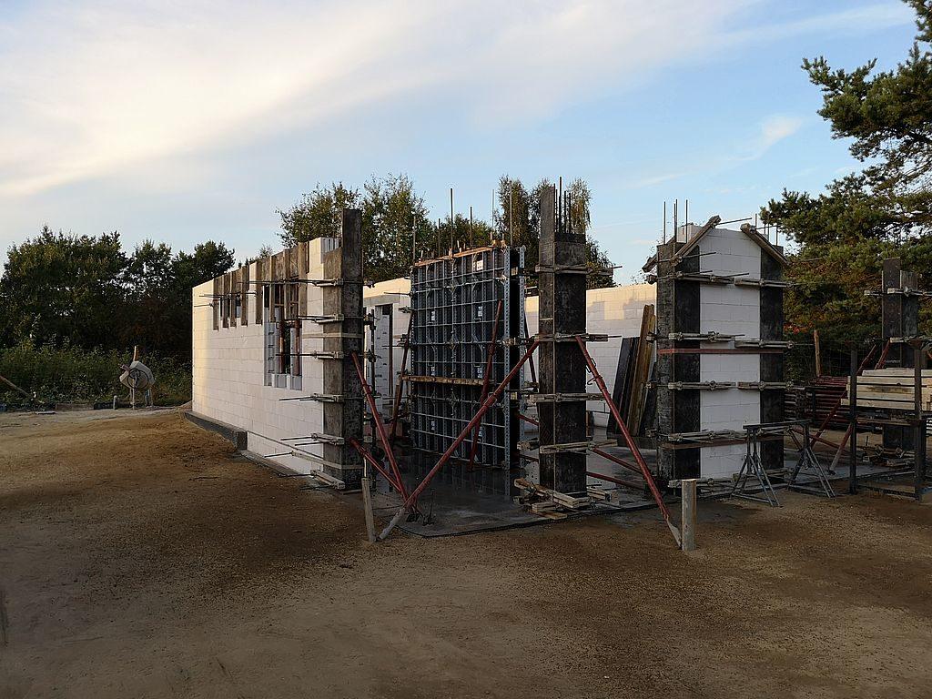 Budowa domu Kiełpinek 39
