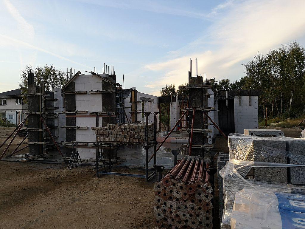 Budowa domu Kiełpinek 40
