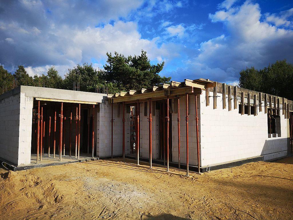 Budowa domu Kiełpinek 41