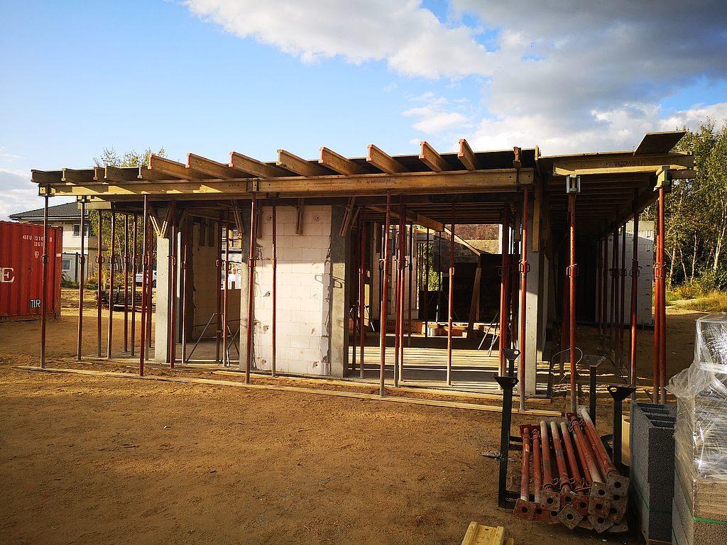 Budowa domu Kiełpinek 43
