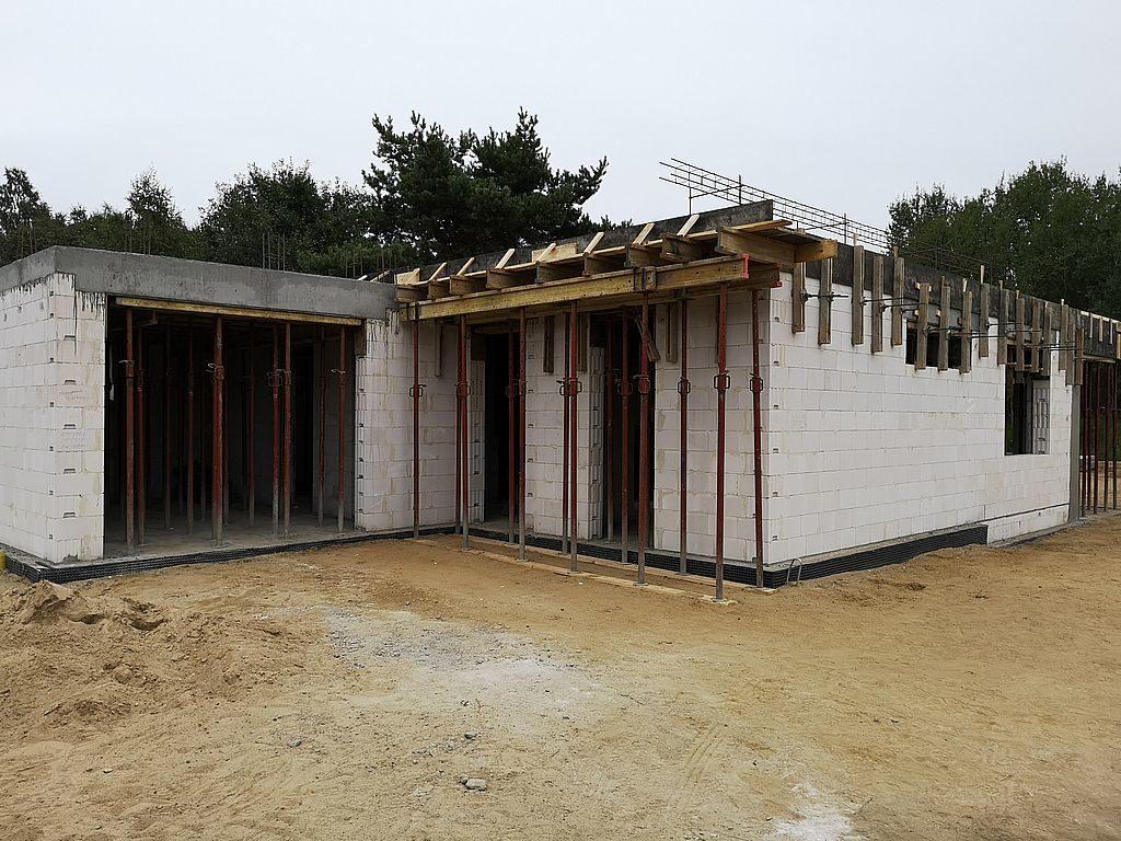 Budowa domu Kiełpinek 44